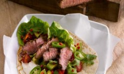 Scharfe Irish Beef Tortilla Wraps