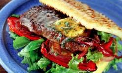 Irische Steak Sandwiches